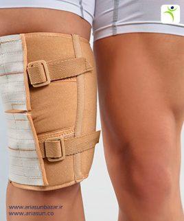 زانوبند-كشكك-بسته-منفذ-دار-Knee-Support-Closed-Patella-