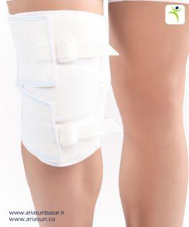 زانوبند-كشكك-بسته-Adjustable-Knee-Support-Closed-Patella-