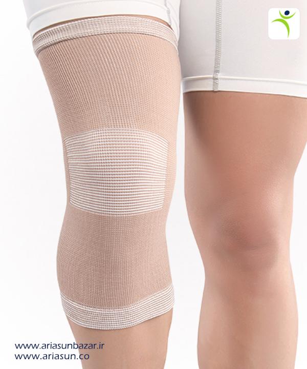 زانو-بند-الاستیک-ژاکارد-Jacquard-Elastic-Knee-Support-