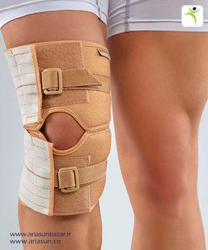 زانو-بند-كشكك-باز-منفذدار-Knee-Support-Open-Patella-