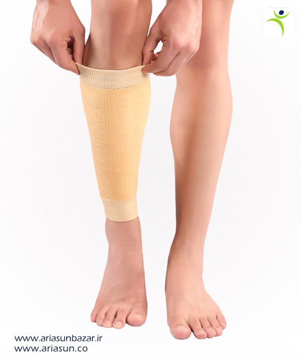 ساق-بند-حوله-ای-Towelly-Shin-Support-