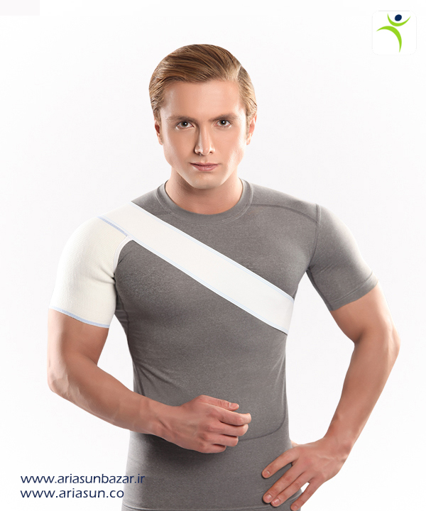 شانه-بازوبند-نئوپرنی-يكطرفه-Neoprene-Shoulder-Support