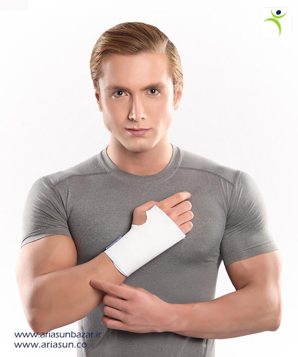 مچ-بند-پل-دار-Cts-Wrist-Support-Night-Splint