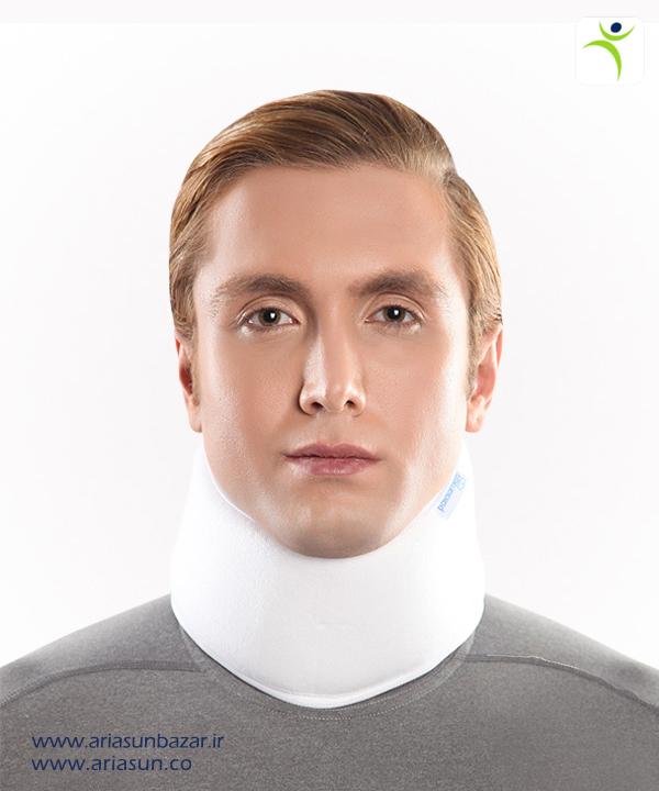 گردنبند طبی نرم آتل دار Soft Cervical Collar