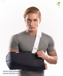 آويز-دست-شانه-ای-Arm-Sling-Soft-Orthopedic-Sling-