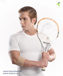 باند-تنیس-البو-نئوپرنی-Tennis-Elbow-Band-Neoprene-
