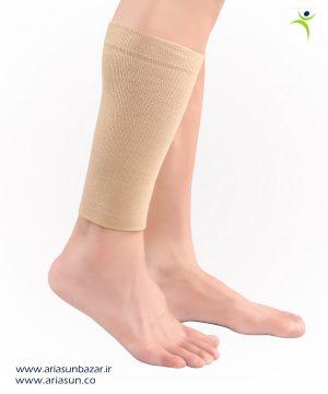 ساق-بند-الاستيك-Elastic-Calf-Shin-Support-