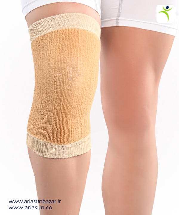 ساق-بند-زانوبند-حوله-ای-مخروطی-Cone-Knee-Support-
