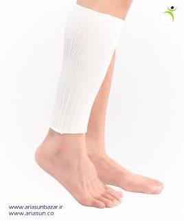 ساق-بند-طبی-(طرح-كبريتی)-Shin-Support-