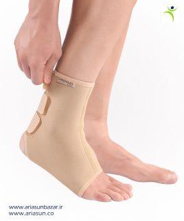 قوزک-بند-نئوپرنی-پشت-باز-Neoprene-Ankle-Support-