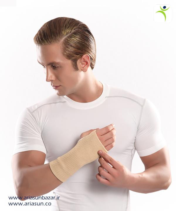 كف-بند-دست-الاستيك-Elastic-Wrist-and-Palm-Support-