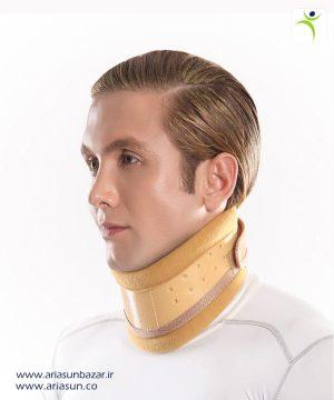 گردنبند طبی سخت پاک سمن